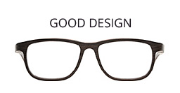Commander Brille erhielt GOOD DESIGN award.